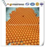 Nuevas bolas de Paintball del estilo de la venta al por mayor 2017 con el relleno de la clavija