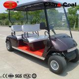 4 parcours de golf électrique alimenté par batterie de siège voiture de tourisme