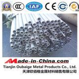Tubo de aleación de aluminio de acabado de molino