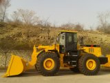 Low Price를 가진 6000kg Loading Capacity Wheel Loader (HQ966)