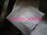 Скоросшиватель бумаги салфетки машины салфетки высокоскоростного двойного канала выбивая бумажный складывая