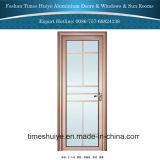 1.0mm~2.0mmのピンクカラーアルミニウム浴室のドア