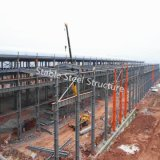 Modulares Stahlkonstruktion-Gebäude für Rumänien