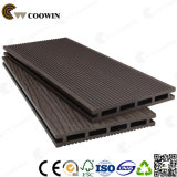 Assoalho Anti-UV Recyclable do Decking de WPC de China (TS-04A)
