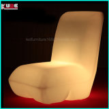 Chaise à gazon Chaises longues LED Salon LED pour salon