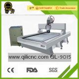 CNC che intaglia la macchina di marmo della pietra del granito