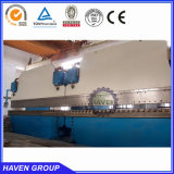 freio da imprensa hidráulica de 2*WC67Y-200X3200 E21 e máquina de dobra da placa de aço