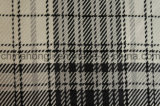 Les fils des tissus teints, poly/tissu de rayonne, vérifier le tissu, 240gsm