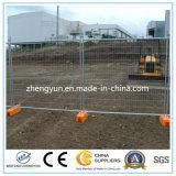 يجعل في الصين أستراليا بناء سياج مؤقّت