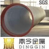 En545 K9の延性がある鉄の管