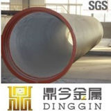 Pipes malléables de fer d'En545 K9