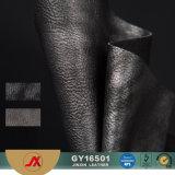 Hochwertiges metallisches selbstbewegendes synthetisches Leder 2017