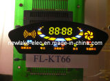 Douane LED Numeric Display Panel voor Electronic Equipment (KT166)