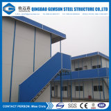 La Chine Gemsun Projet d'alimentation galvanisé bâtiment préfabriqué modulaire