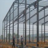 Taller ligero prefabricado de la fábrica de la estructura de acero del fabricante profesional