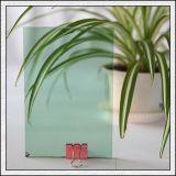 Vidrio de flotador claro, verde, azul, de bronce a partir 3-19m m