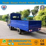 Zhongyi 3t 세륨 & SGS를 가진 배터리 전원을 사용하는 소형 Deliverry 전기 시설 화물 픽업 2 륜 마차