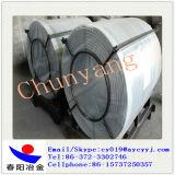 カルシウムケイ素によって芯を取られるワイヤー内部の直径550mm Si: 58%Min CA: 25-30%