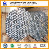 Tubo de acero galvanizado Q195-Q235 en precio bajo por tonelada