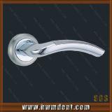 문 손잡이/Zamac 또는 알루미늄 스테인리스 손잡이 (HWRU004)