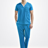 Les fabricants OEM - polyester/coton Scrubs Medical /Fashionhospital Scrubs uniformes