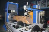 Machine de découpage de pipe et de tube avec du ce et la conformité d'OIN