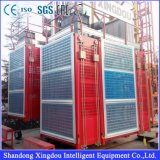 Elevación de los materiales de construcción del Sc, elevación 500kg/1000kg/1500kg/2000kg/3000kg de la construcción
