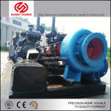 bomba de agua diesel de la succión doble 14inch para la irrigación/el control de inundación