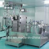 Máquina de Vacío Estándar Europeo Emulsionante Mezclador
