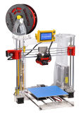 Impresora 2017 de funcionamiento fácil de acrílico de Raiscube Reprap Prusa I3 Fdm 3D