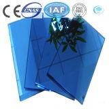 세륨을%s 가진 진한 파란색 색을 칠하는 명확한 부유물 또는 부드럽게 한 사려깊은 유리