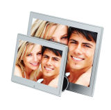 8inch marco de aluminio de la foto de Digitaces con el cuerpo delgado