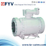 API 6D Full Bore Forged Steel Trunnion Ball Valves
