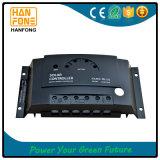 Регулятор обязанности автоматическим управлением PWM всеобщим солнечный с LCD