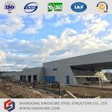 Sinoacme Prefabaricated Metallrahmen-Auto-Verkaufs-System