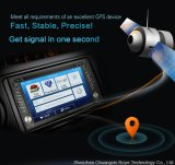 Van de auto Speler de Van verschillende media van het Vermaak met GPS Navigator