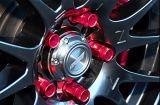 La serratura di rotella dei bulloni dei ricambi auto del fornitore ha impostato con il tasto