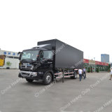 Sinotruk Man Engine 15ton Truck Camion pour Van Vehicle / Cargo Van