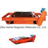 Séparateur magnétique permanent autonettoyant pour ciment, produits chimiques, matériaux de construction