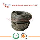 cromel del alambre del termocople 14AWG contra aleación de níquel y aluminio