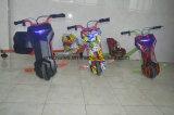 아이들을%s 판매를 위한 LED 빛 3 바퀴에 의하여 자동화되는 편류 Trike