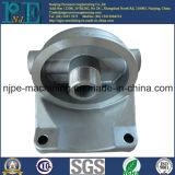 Bola polihédrica modificada para requisitos particulares de la pieza de acero fundido de la precisión que trabaja a máquina