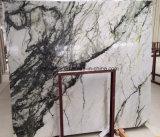 Calacatta белые мраморные плиты на пол и стены, керамической плитки, место на кухонном столе
