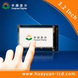 Visualización del LCD de la pantalla táctil de la resolución del color TFT 240X400