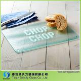 Niedriger Preis-buntes Drucken-dekoratives Silk Bildschirm-ausgeglichenes Glas für Glasschneiden-Vorstand