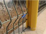 Malha de cerca de fábrica com pessegueiros Post (TS-L01)