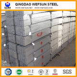 Q195 Go Standard Structure Longueur 5.8m Bar plats en acier doux