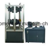 Wth-W600e computergesteuerte elektrohydraulische ServoTensil Prüfungs-Maschine