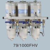 separatori di acqua elettrici dell'olio della pompa della benzina del filtrante di combustibile 79/1000fhv per Yanmar