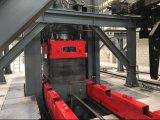 prensa hidráulica 9000t para presionar la tarjeta del cemento de la fibra